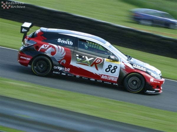 Gavin Smith - Vauxhall Astra SporSport ts Hatch
