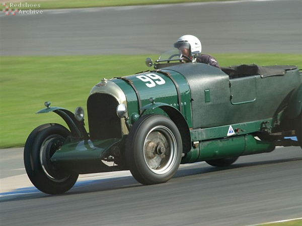 Peter Morley - Bentley 3/4.5