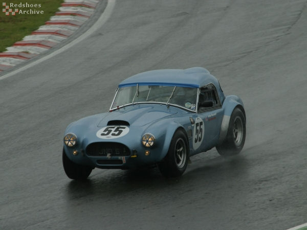 John Bendall / Bill Wykeham - AC Shelby Cobra