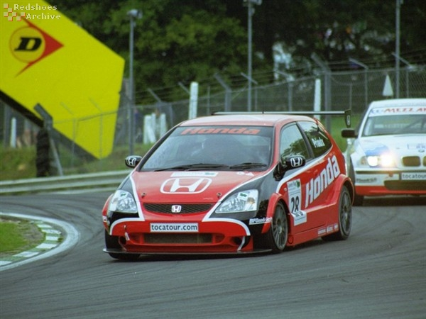 Andy Priaulx - Honda Civic