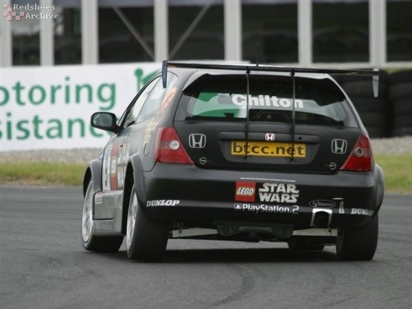 Tom Chilton - Honda Civic Type-R