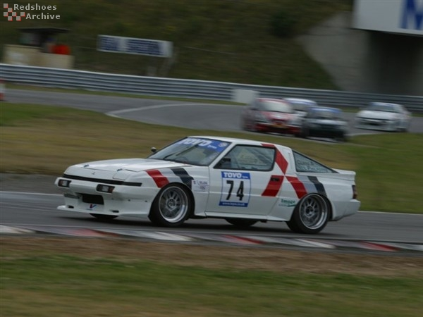 Neil Philpotts - Mitsubishi Starion Turbo