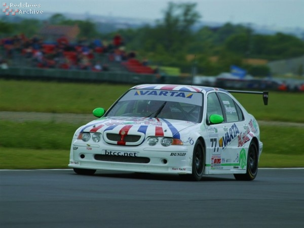 Warren Hughes - MG ZS